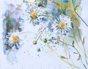 Gowans. Watercolour. 29 x 42 cm.