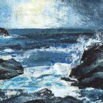 Hebridean Sea #3. Limited edition print