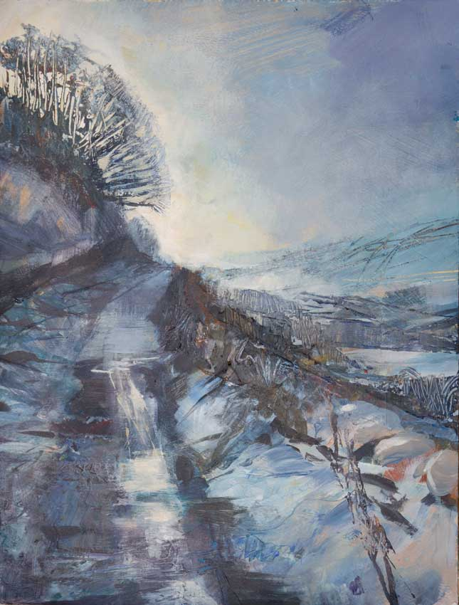 Track in Troutbeck, Lake District