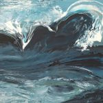 Wave #4. Limited edition print