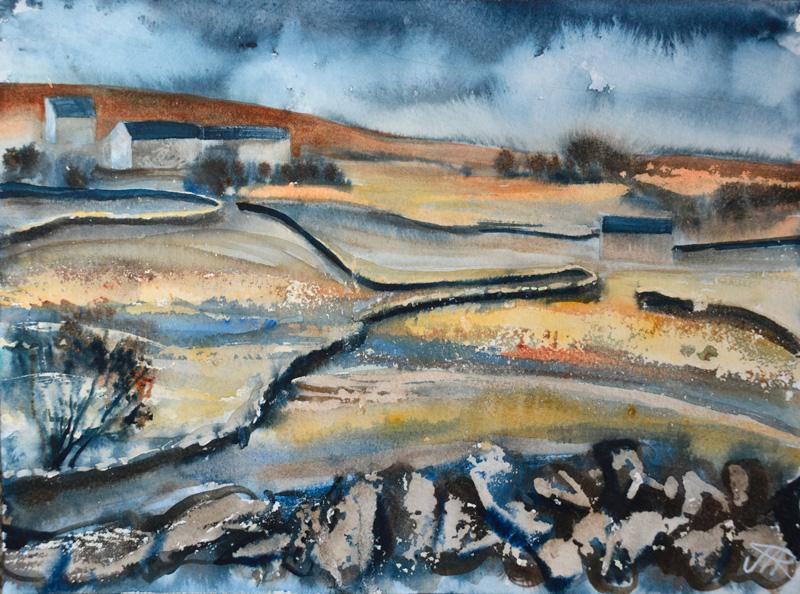 December Fields, Bowland