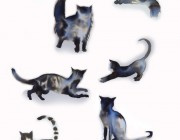 Ink Cats