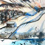 Winters-Day,-Howgills,-JM-Robinson
